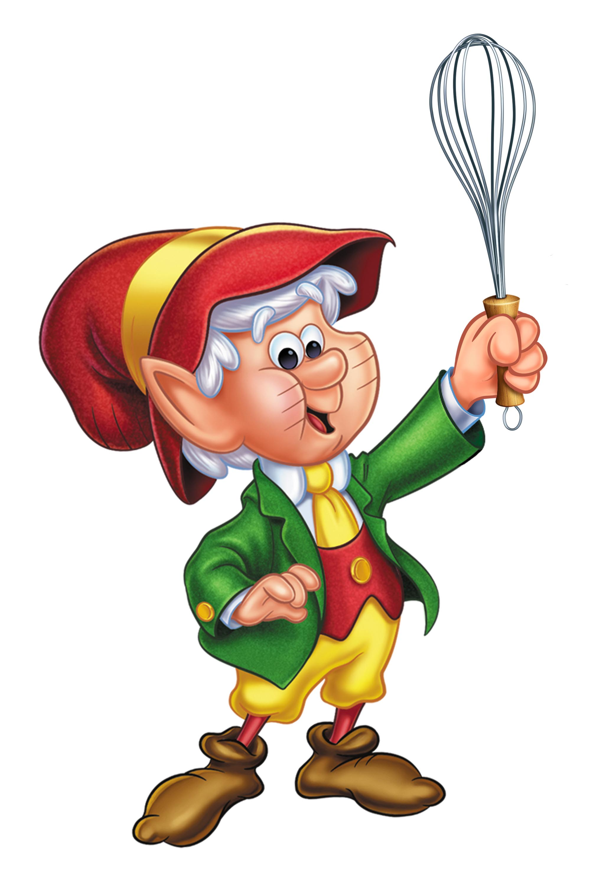 Ray Goudey Illustration Keebler Ernie the Elf Character