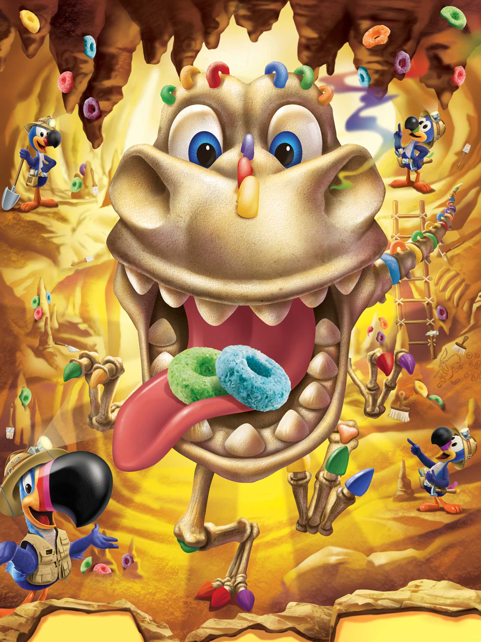 Froot-Loops-Cereal-Dino-Theme