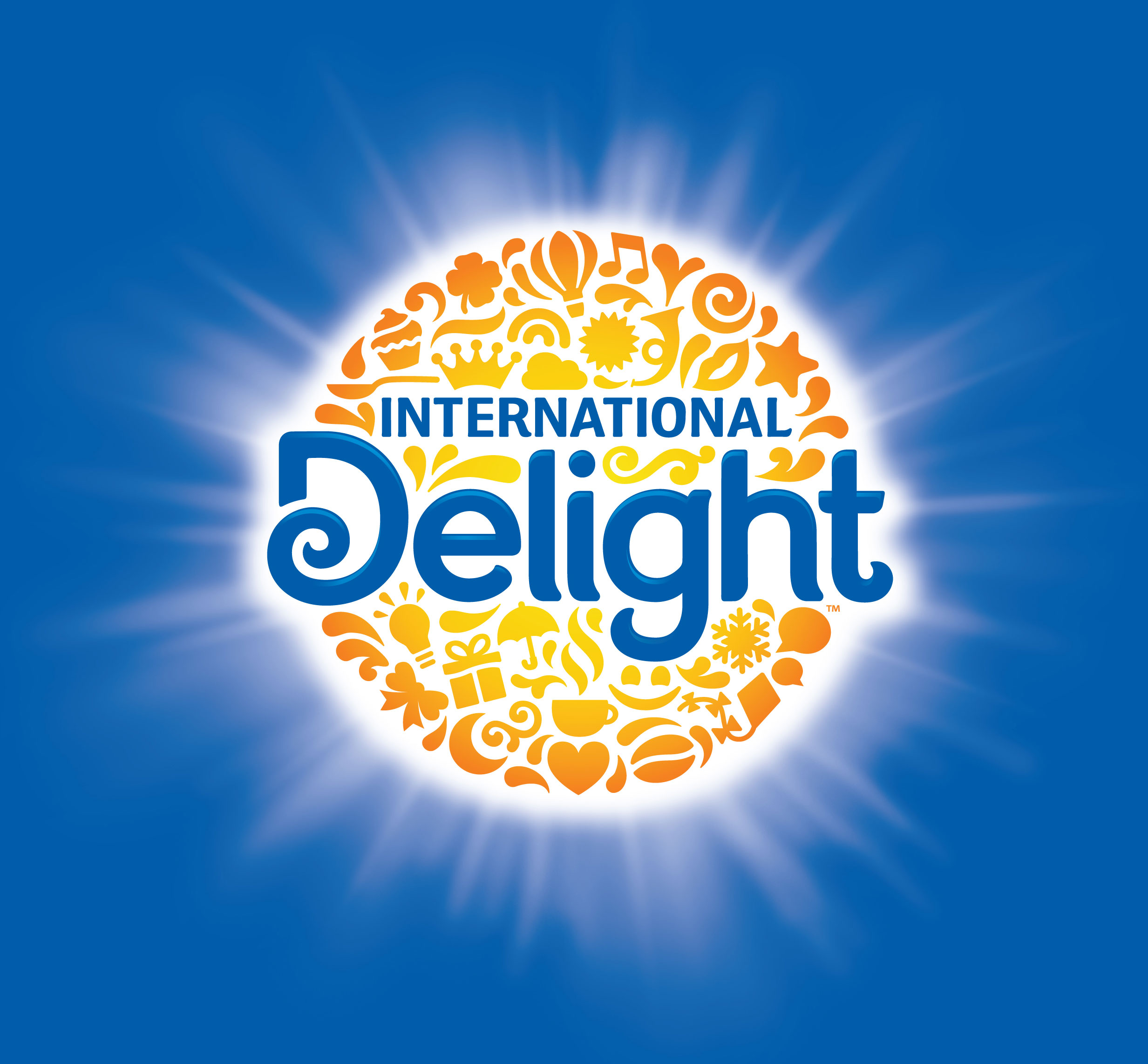 Mona Daly Illustration International Delight Creamer Logo