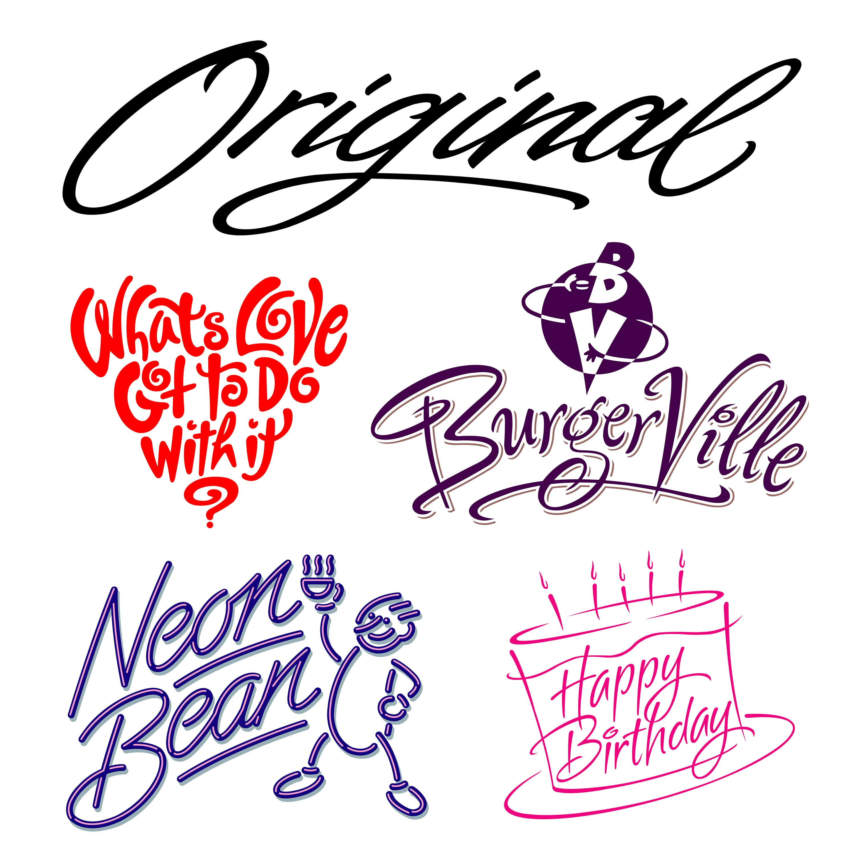 Kelly Hume Illustration logo typography